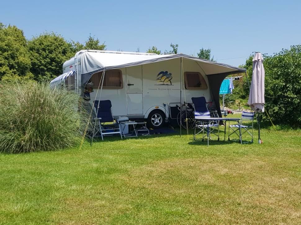 kleinschalig kamperen in Frankrijk